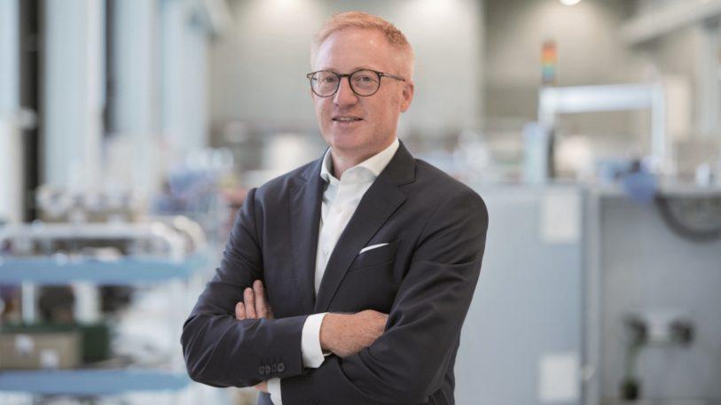 Matthias Niemeyer, CEO bei Uhlmann