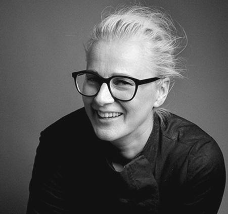 Katrin Oeding, Designerin und Geschäftsführerin der Studio Oeding GmbH