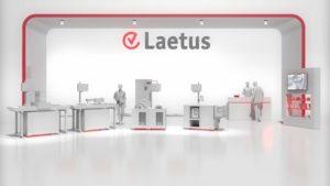 In seinem Online-Showroom zeigt Laetus aktuelle Innovationen.