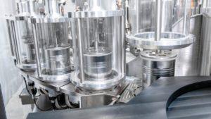 Für ein Maximum an Produktionssicherheit sorgen die Funktionsdeckel.