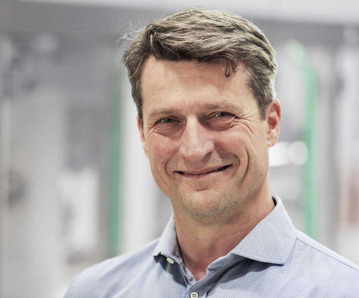 Torsten Sauer, Projektleiter Sustainability bei Syntegon Technology