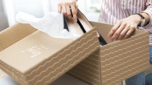 Box Inc Verpackungen aus Wellpappe erleben einen Boom
