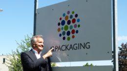 Harald Schulz, CEO von AR Packaging