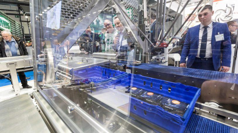 Prozesstechnologie auf der Anuga FoodTec