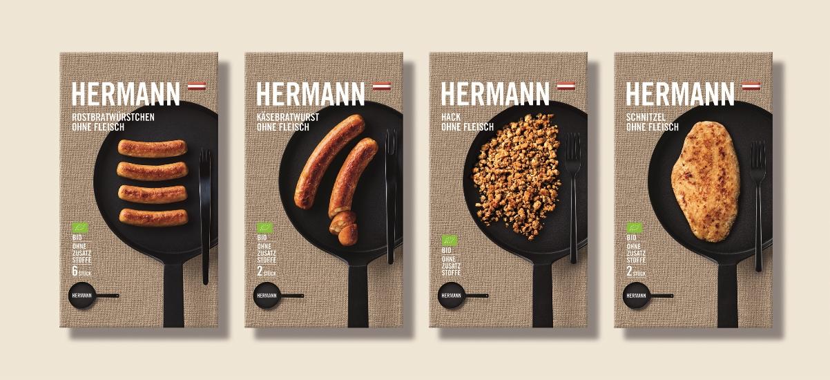 Die patentierte europäische Lebensmittelinnovation basiert auf dem Kräuterseitling.