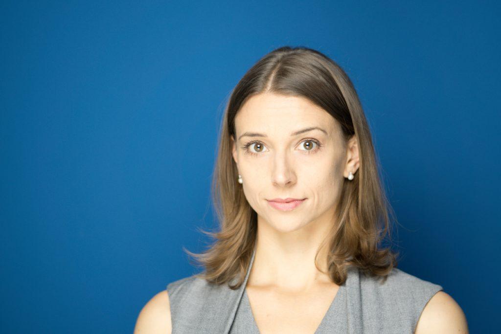 Alina Marm ist Leiterin des Cirucular Economy Hubs bei Siegwerk