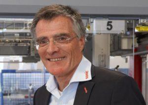 Stefan Julinek, Director Sales bei Somic