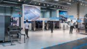 Der Startbildschirm der virtuellen Messe KOCHlive 2020 von Koch Pac-Systeme.