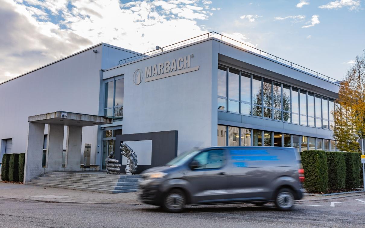 Die Unternehmenszentrale wurde 2008 am Standort Heilbronn neu gebaut.