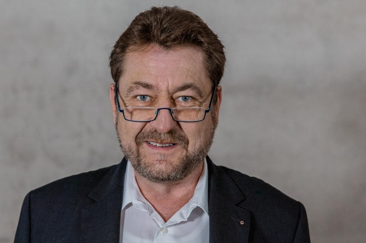 Peter Marbach, Geschäftsführender Gesellschafter Marbach-Gruppe