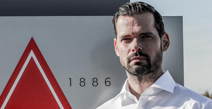 Henrik Lott leitet das Unternehmen Lott Lacke in der vierten Generation