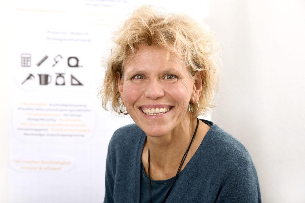Carolina Schweig, Gründerin und Inhaberin des Ingenieurbüros C.E. Schweig