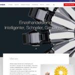 Neue Ishida Homepage