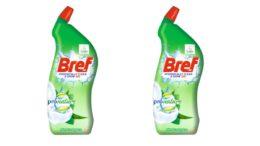 Pro Nature Reinigerflasche aus 50 Prozent Recyclingmaterial von Greiner Packaging