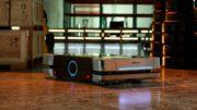 Mobiler Roboter von Omron HD-1500