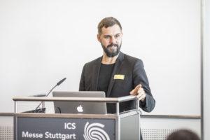 Florian Niethammer, Projektleiter Vision