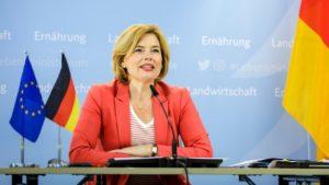 BMEL Bundesministerin Julia Klöckner