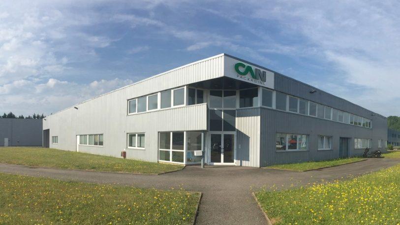 Can Packaging hat seinen Sitz im französischen Habsheim.