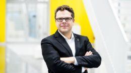 Ralf Winkelmann ist im Vorstand des VDMA Fachverbands Robotik und Automation