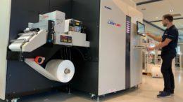 Etikettendruckmaschine Truepress Jet L350UV SAI