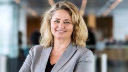 Annette Stube ist Nachhaltigkeitsleiterin bei Stora Enso