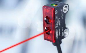 Lasersensor von Baumer