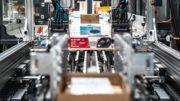Automatisiertes Verpacken mit Packaging by Quadient