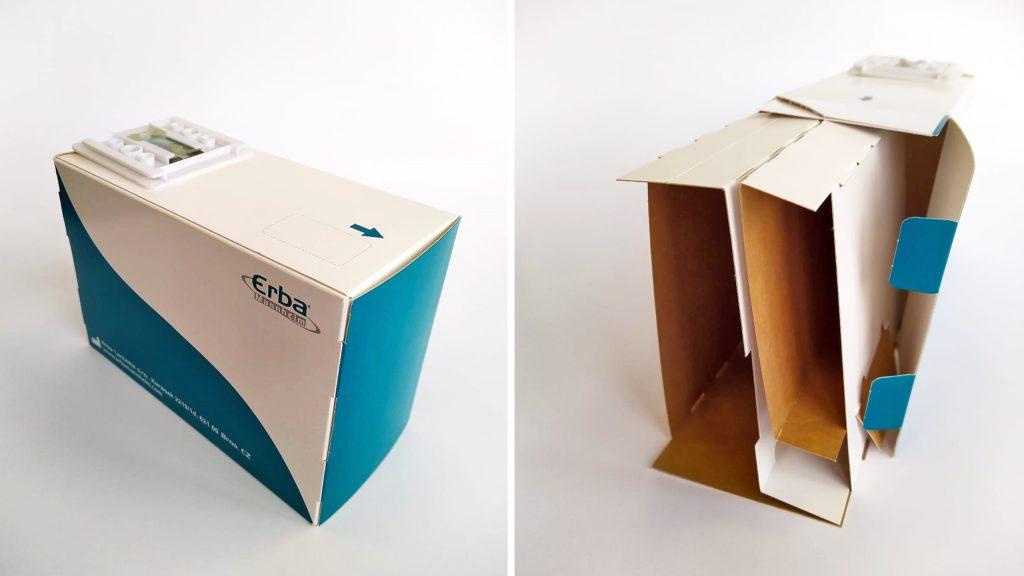 ISE-Analyzer EC Cartridge (AR Packaging)