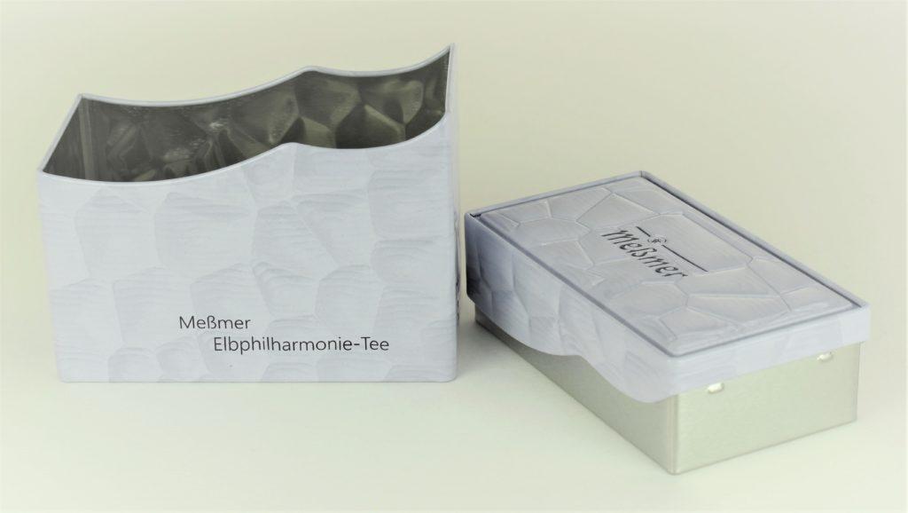 GOLD: Weißblechdose für Tee (ADV PAX Lutec GmbH)