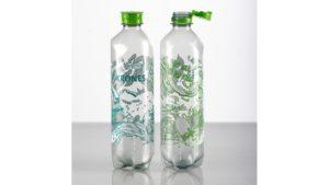 3 Circles sind nachhaltig gestaltete PET Flaschen von Krones