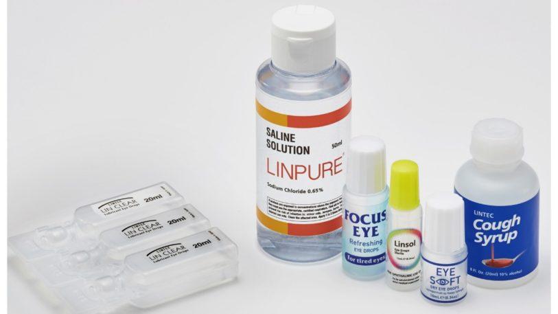 Behälter mit migrationsarmen Etiketten und Haftmaterialien für Gesundheitsprodukte und Lebensmittelverpackungen von Screen und Lintec