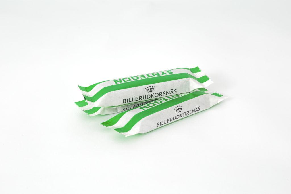 Schlauchbeutelverpackung auf Papierbasis von BillerudKorsnäs