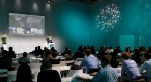 Die Glasstec ist die Weltleitmesse der Glasbranche
