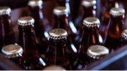 Getränkekasten mit Mehrwegverpackungen n