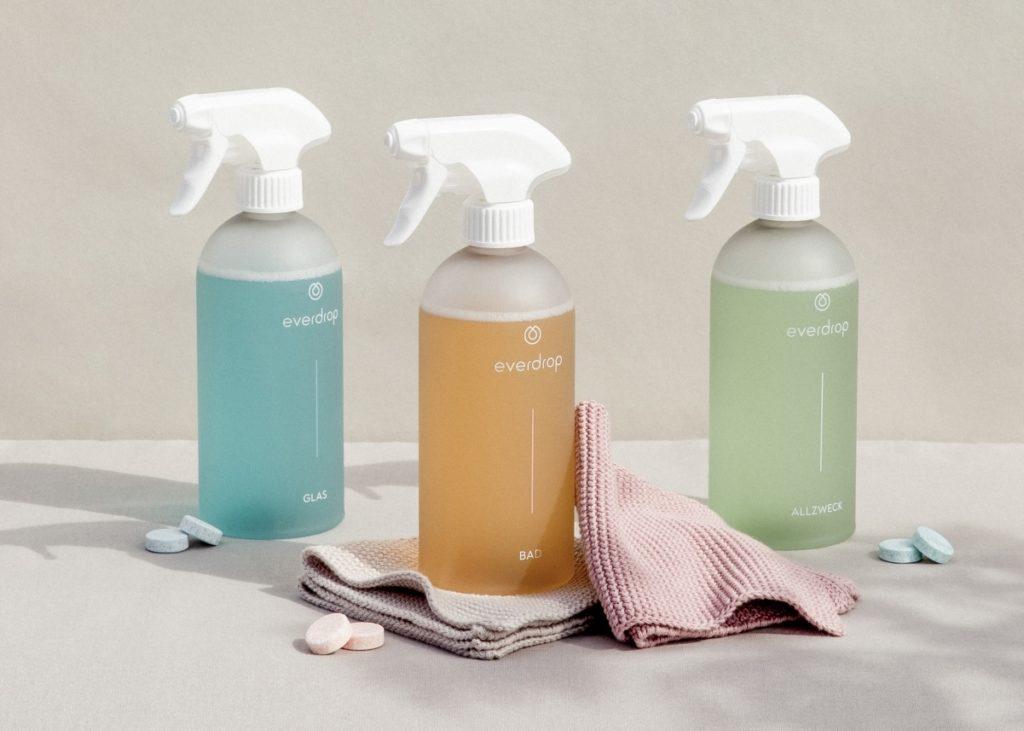 DNP-Kategorie: Vorreiter, Unternehmen: everdrop GmbH, Design: erlich textil