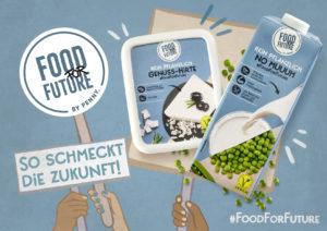 Win creating Images haben die Kampagne für Pennys veganes Food-Sortiment