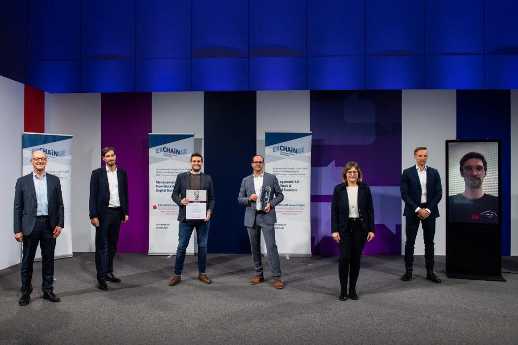 Sieger des Smart Solution Awards