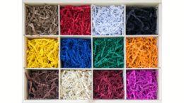 Köehler Recyclingpapier als Füllstoff für PresentFill