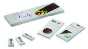 Schokolade verpacken