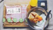 Bio-SamPak ist eine Folie aus Zellstoff für Wurst und Käse