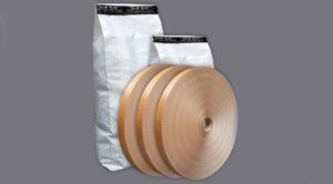 Das Sackverschluss-Portfolio von Schümann bietet passende Hotmelt-Verschlussstreifen für fast alle derzeit marktüblichen Schüttgutsäcke.