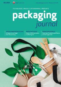 Titelbild packaging journal Dezemberausgabe 2020