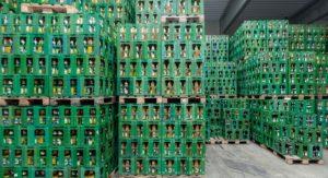 Fruchtsaft in VdF-Mehrweg Flaschen aus Glas