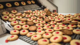 Keksproduktion mit DRT 25C