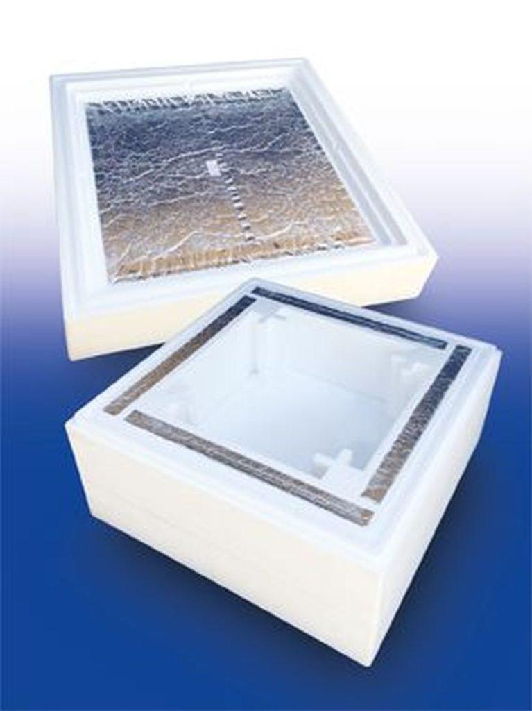 Corona-Impfstoffe kühlen: Hochleistungsbox O-Box H250 von Ohlro