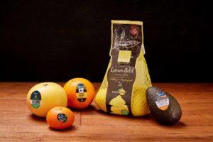 Jetzt bei Edeka erhältlich: Grapefruits und Zitronen mit der Apeel-Schutzschicht.