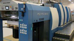 Edelmann investiert in Druckmaschine mit Dünndruckequipment