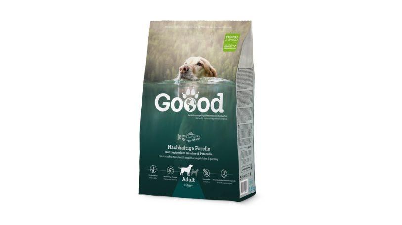 FlexiBags auf Papierbasis für Hundefutter