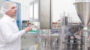 SternMaid kann auf der neuen Linie eine große Bandbreite an Pulverprodukten in Pappwickeldosen mit Kartonboden abfüllen.