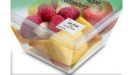 Linx TT-Druck auf Obstverpackung